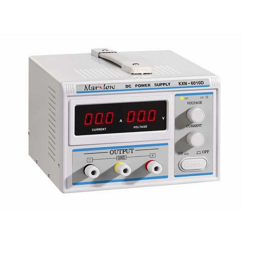 0-60V 0-10A Ayarlı Güç Kaynağı - KXN-6010D