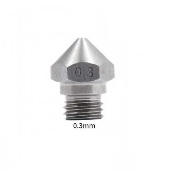 0.3mm Çelik Nozzle MK10-4mm-M7