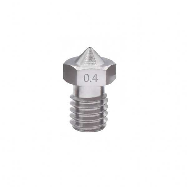 0.4mm E3D Nozzle-1.75mm-M6
