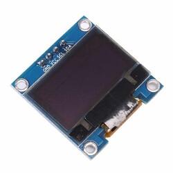 0.96 inch I2C OLED Ekran 128x64-Beyaz-White - Thumbnail