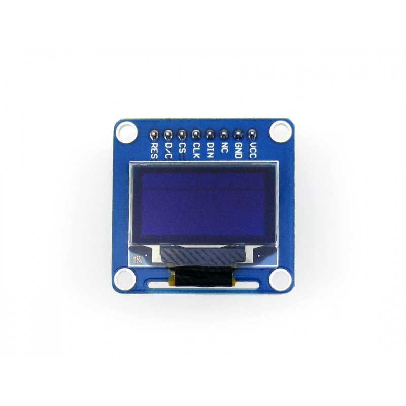 0.96 inch OLED Ekran Modülü - 128x64