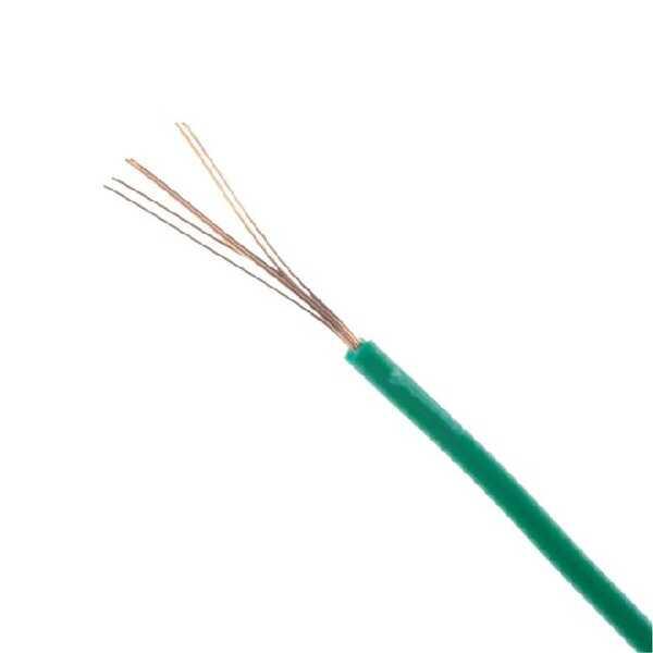 100 Metre Çok Damarlı Montaj Kablosu 24 AWG - Yeşil