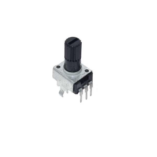 Pot - Trimpot - 10K Dikey 12.5mm Potansiyometre - RV09