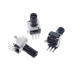 10K Dikey 12.5mm Potansiyometre - RV09 - Thumbnail