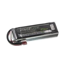 11.1V 3S Lipo Batarya 6200mAh 45C - Thumbnail