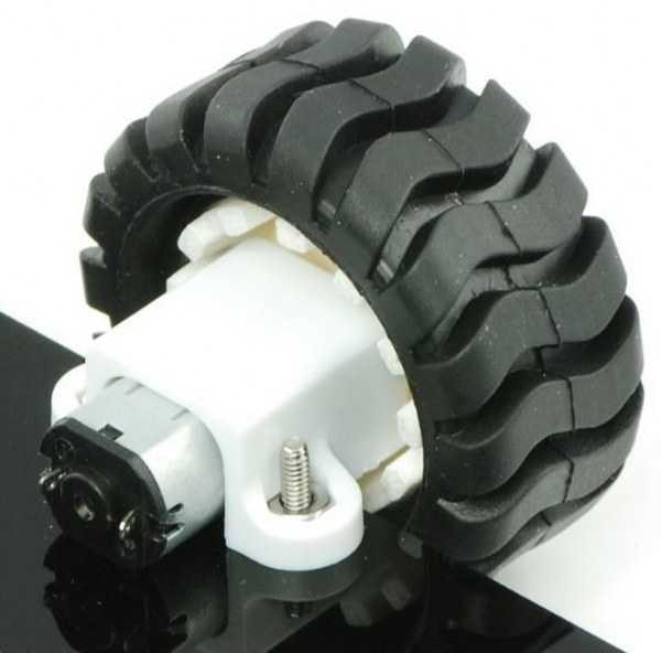 Motor - Mil Tutucu - 12mm Motor Aparatı