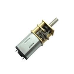 12v 1000rpm Metal Dişli Kutulu Dc Motor - Thumbnail