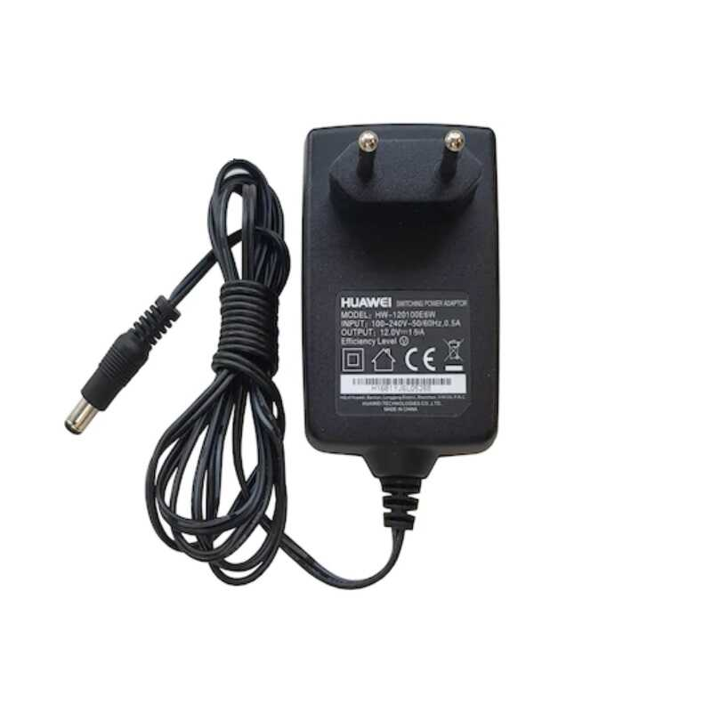 12V 1.5A Adaptör