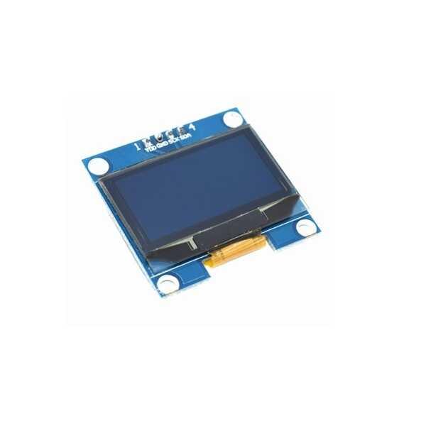 Grafik LCD - 1.3 inch I2C/SPI OLED Ekran 128x64 - Beyaz-White