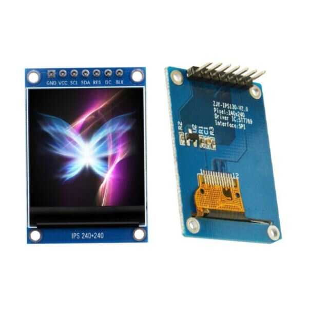 1.3inch 240x240 IPS HD TFT ST7789 LCD OLED