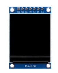 1.3inch 240x240 IPS HD TFT ST7789 LCD OLED - Thumbnail