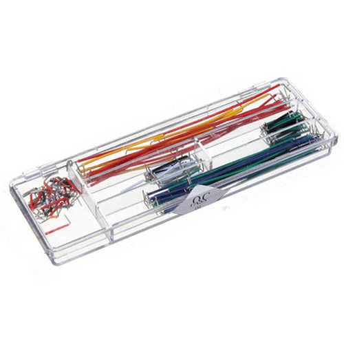 Jumper - Dupont Kablo - 140 Parça Kutulu Jumper Kablo Kiti