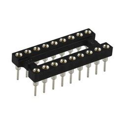 Dip Soket - 18 PIN DIP Entegre Soket Precision