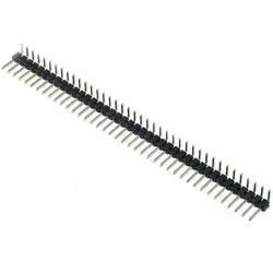 1X40 90 Derece Erkek Pin Header - Thumbnail