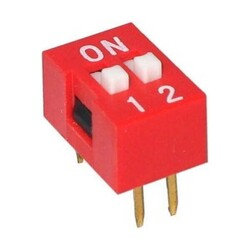 Switch - 2 Pin Dip Switch