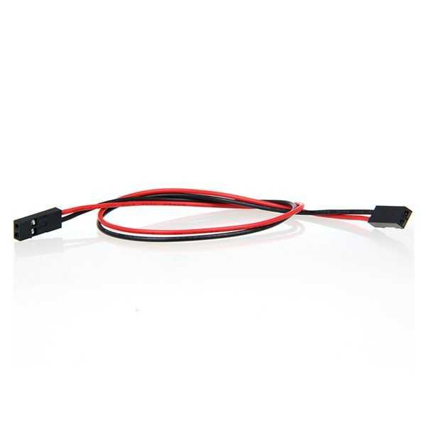 2 Pin Dişi-Dişi Jumper Kablo-300mm