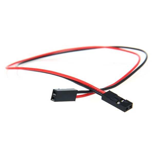 Jumper Kablo - 2 Pin Dişi-Dişi Jumper Kablo-300mm