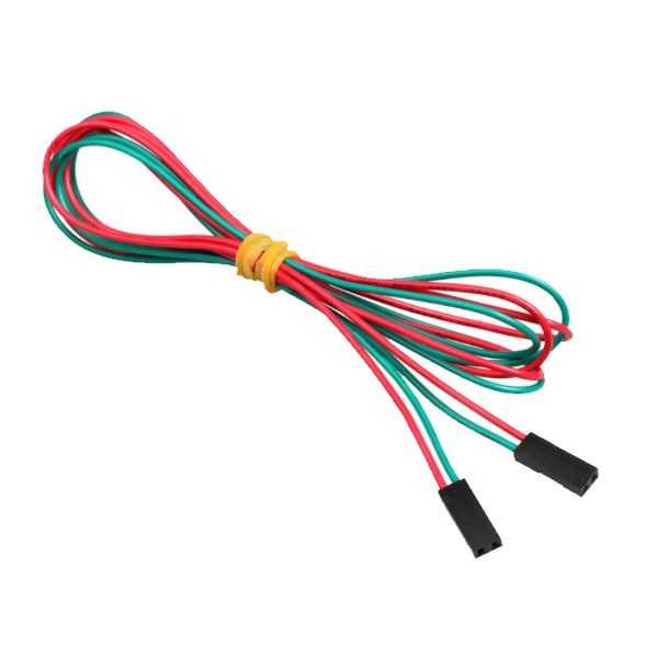 Jumper Kablo - 2 Pin Dişi-Dişi Jumper Kablo-700mm