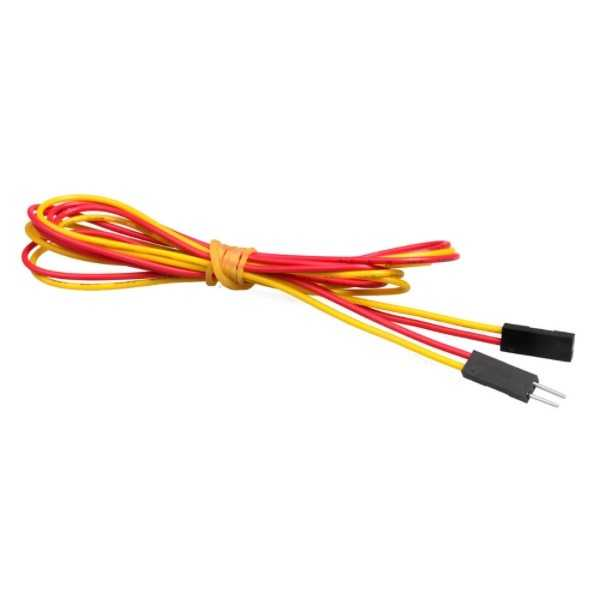 2 Pin Dişi-Erkek Jumper Kablo-1000mm