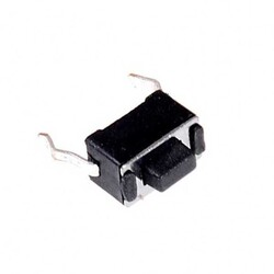 2 Pin Push Buton-3x6x5-Dip - Thumbnail