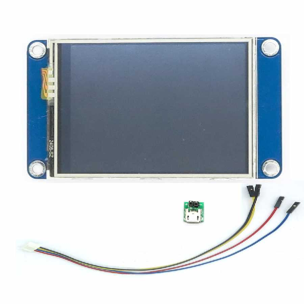 2.4 inch Nextion HMI LCD Touch Display