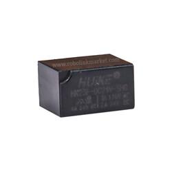 24V Küçük Tek Kontak Röle - HK23F-DC24V - Thumbnail