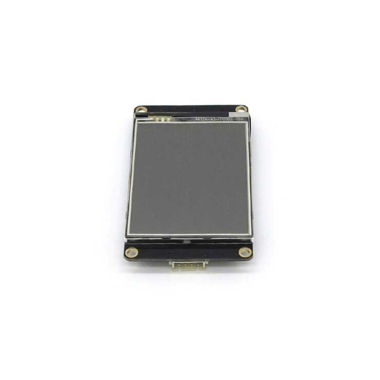 2.8 inch Nextion Enhanced HMI TFT LCD Touch Display