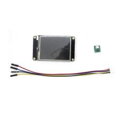 2.8 inch Nextion Enhanced HMI TFT LCD Touch Display - Thumbnail