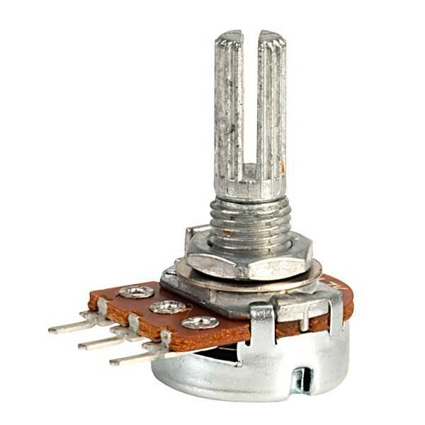 Pot - Trimpot - 2K Potansiyometre
