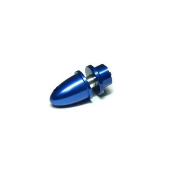 3 mm Delikli Mavi Metal Pervane Adaptörü