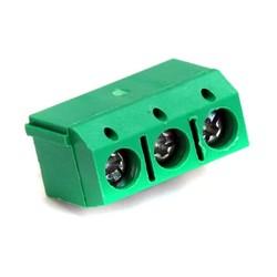 3-pin 5mm Terminal Konnektör - Thumbnail