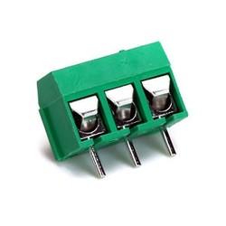 Klemens - 3-pin 5mm Terminal Konnektör