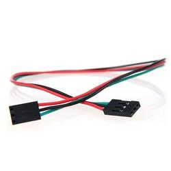 3 Pin Dişi-Dişi Jumper Kablo-300mm - Thumbnail
