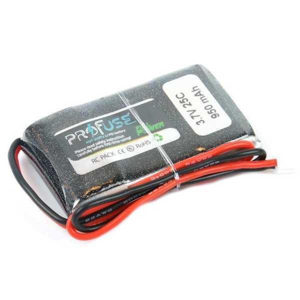 3.7V 1S Lipo Batarya 950mAh 30C - Mbot Pili