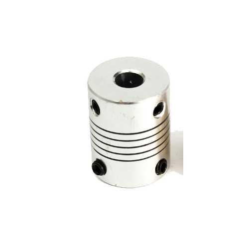 3D Printer Kaplin 6.35x8mm Coupler