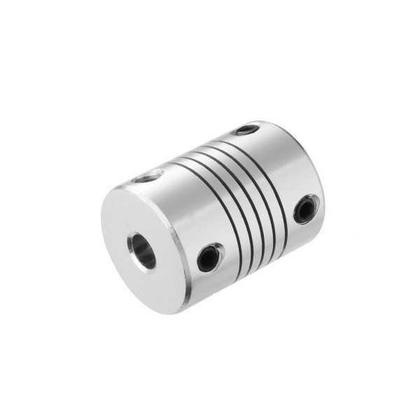 Kaplin - Coupler - 3D Printer Kaplin 6.35x8mm Coupler