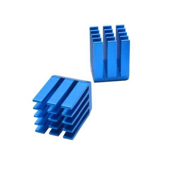 3D Yazıcı Step Motor Sürücü Soğutucu Blok - Tip A