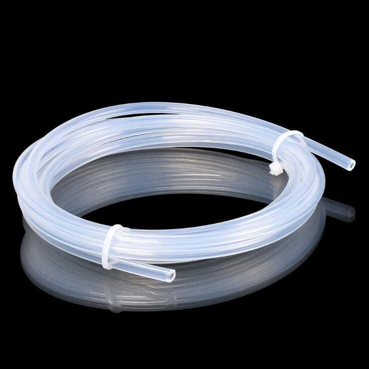 3D Printer PTFE Teflon Boru-1 metre-Transparan