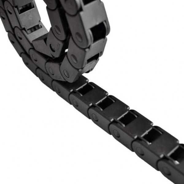 3D Yazıcı Parçaları - 3D Yazıcı/CNC Drag Zincir Kablo Taşıyıcı-1 metre