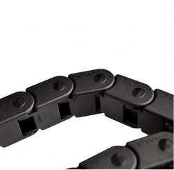 3D Yazıcı/CNC Drag Zincir Kablo Taşıyıcı-1 metre - Thumbnail
