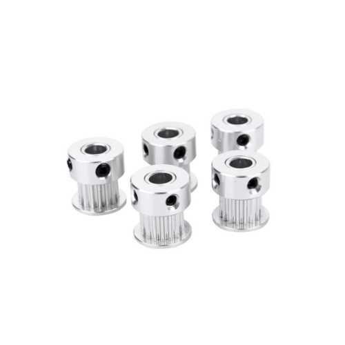 3D Yazıcı Extruder 16 Dişli - Kasnak 5mm