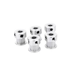 3D Yazıcı Extruder 16 Dişli - Kasnak 5mm - Thumbnail