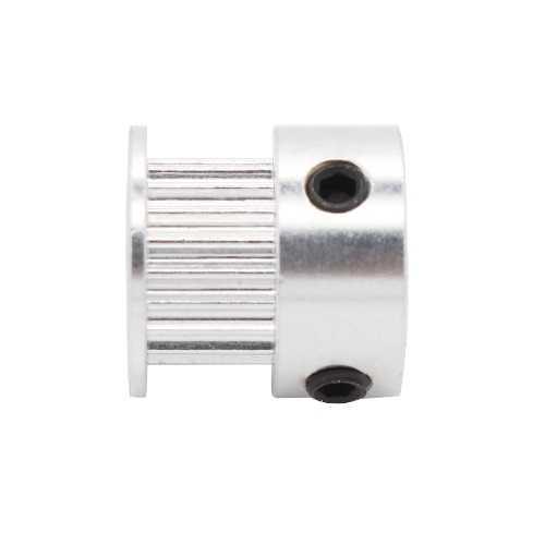 3D Yazıcı Parçaları - 3D Yazıcı Extruder 20 Diş - 5mm Kasnak