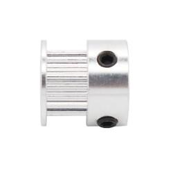 3D Yazıcı Extruder 20 Diş - 5mm Kasnak - Thumbnail