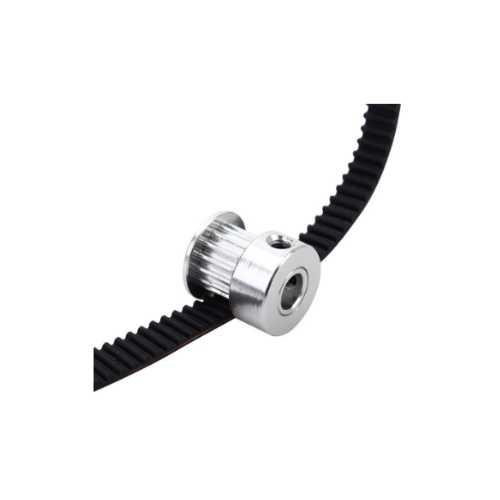 3D Yazıcı Parçaları - 3D Yazıcı İçin 20 Diş - 8mm Kasnak