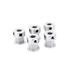3D Yazıcı İçin 20 Diş - 8mm Kasnak - Thumbnail