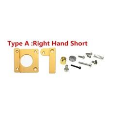 3d Yazıcı için Exruder Alüminyum Blok Mk8 Set Tip A - Thumbnail