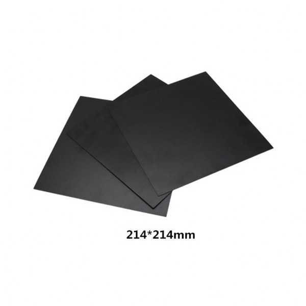 3D Yazıcı Parçaları - 3D Yazıcı Isıtıcı Tabla Yüzeyi-214x214mm
