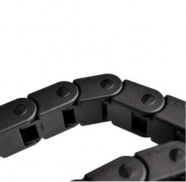 3D Yazıcı/CNC Drag Zincir Kablo Taşıyıcı-1 metre