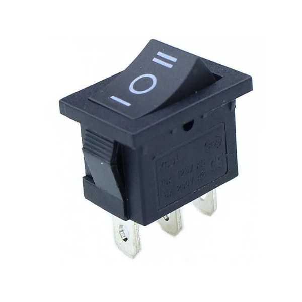 3P Işıksız ON/OFF/ON Anahtar-MRS-103A